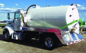 Vacuum Trucks - SchellVac Equipment septic vacuum truck