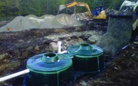 Aerobic Systems - Clearsteam Wastewater Treatment System