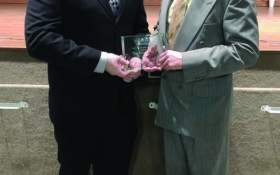 TOPP Industries receives chamber of commerce award