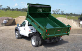 New Dump Body Design Meets Distributor and Customer Needs
