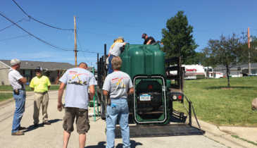 Hands-On Iowa Onsite Training Keeps Going After 12 Years