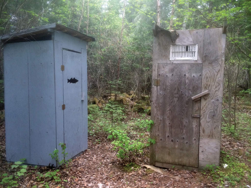 Outstanding Whew This Pit Toilet Stinks Onsite Installer Alphanode Cool Chair Designs And Ideas Alphanodeonline