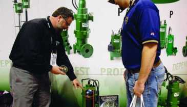 Ashland Pump Grinder Combines Dual Cutting Technologies to Attack Wipes