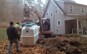 A Septic System That Protects The Water Supply At New York's Lake George