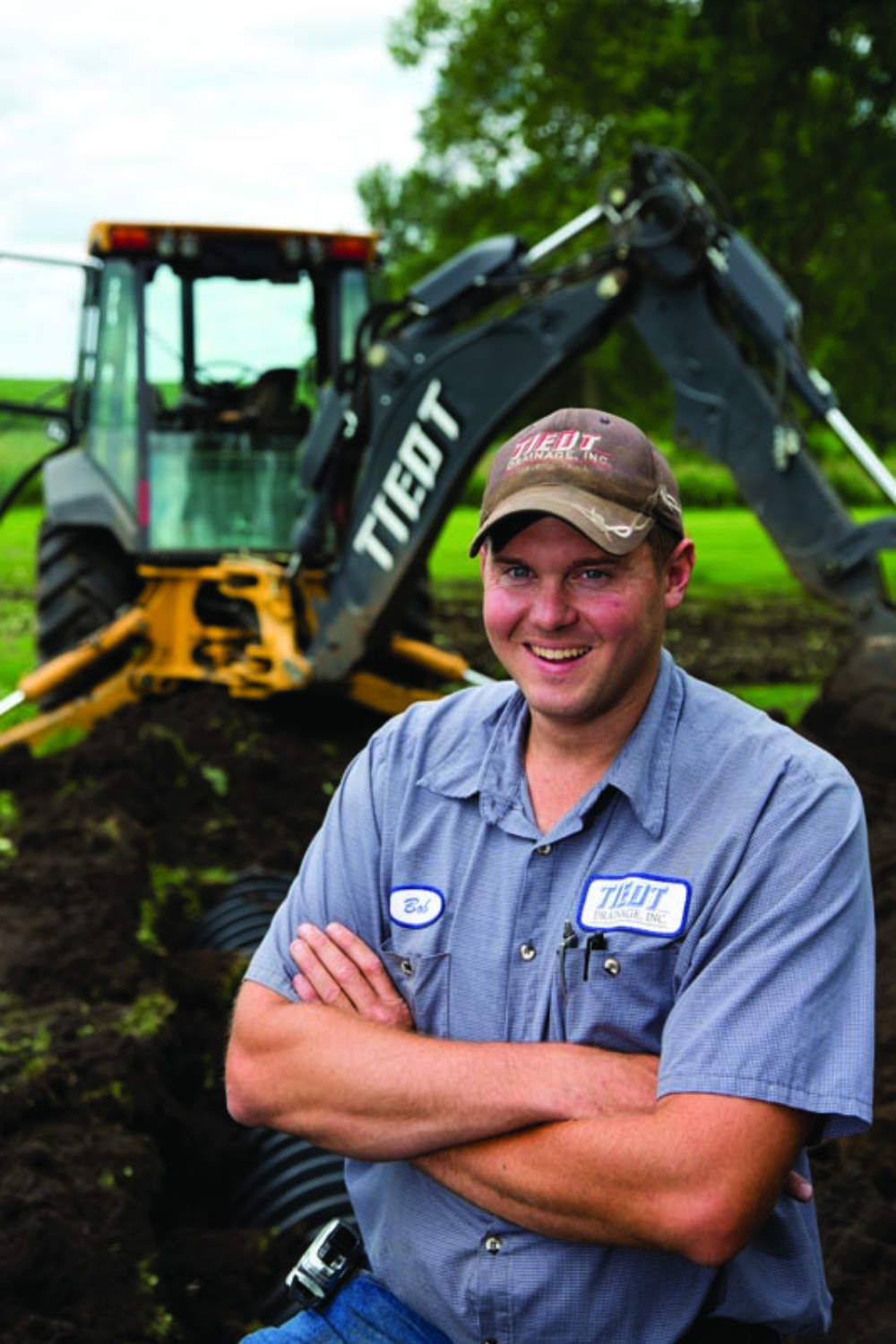 Agricultural Drainage Company Moves Into Septic Onsite