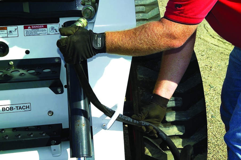 Know Hydraulic Fluid Basics To Keep Equipment… | Onsite