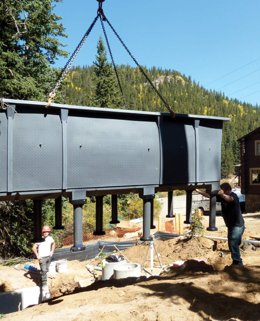 Rocky Mountain High Onsite Installer