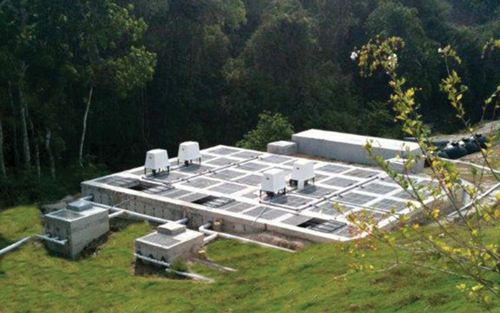 Large Scale And Commercial Treatment Systems Onsite