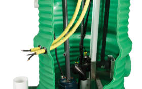 Sewage Pumps - Franklin Electric FPS PowerSewer System