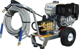 Pressure Washer/Sprayer - Water Cannon Inc. -  MWBE pressure washers