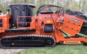 Excavation Equipment - Ditch Witch HT275