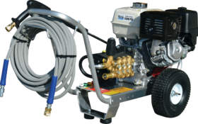 Pressure Washer and Sprayer - Water Cannon pressure washers