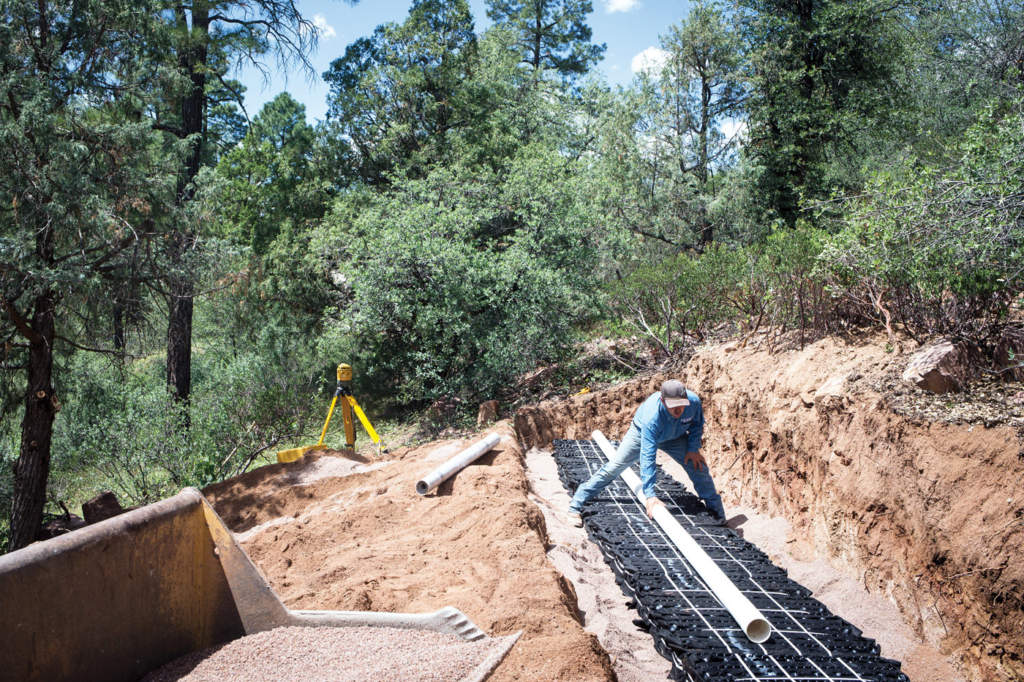 Willie Brown and His Small Western Installing… | Onsite