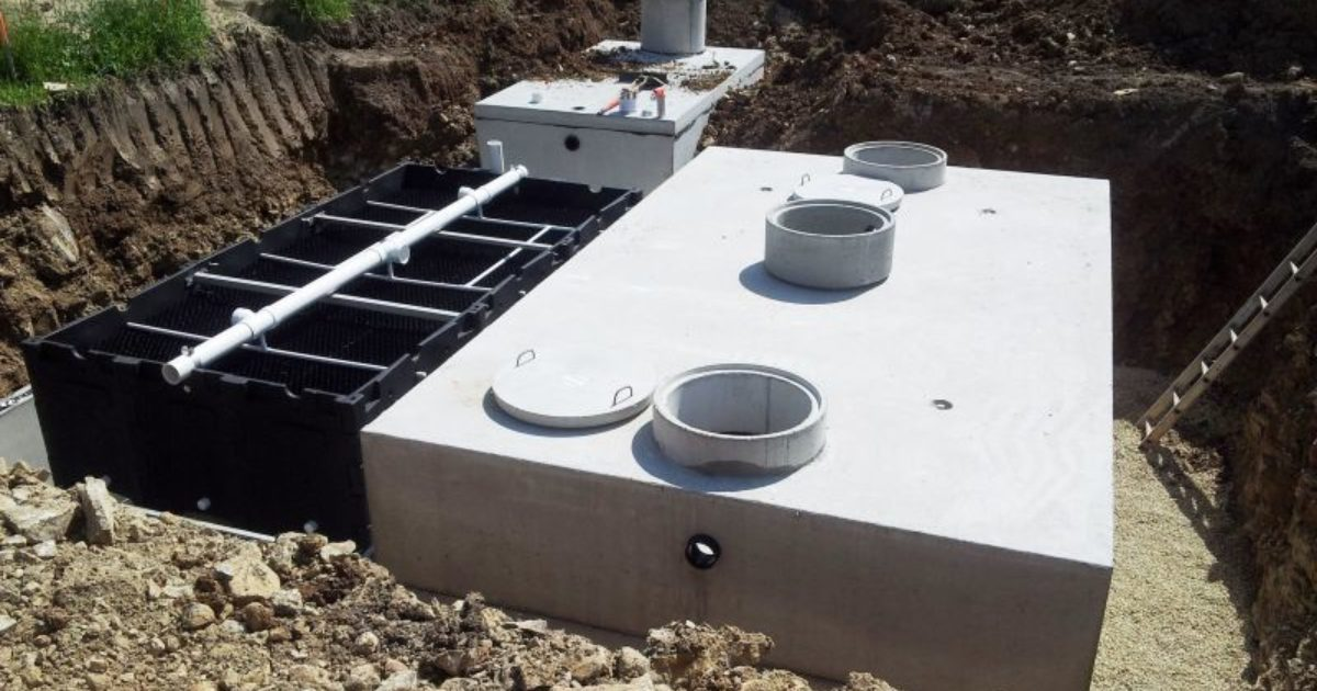 Signs Of Trouble In Concrete Tanks Onsite Installer