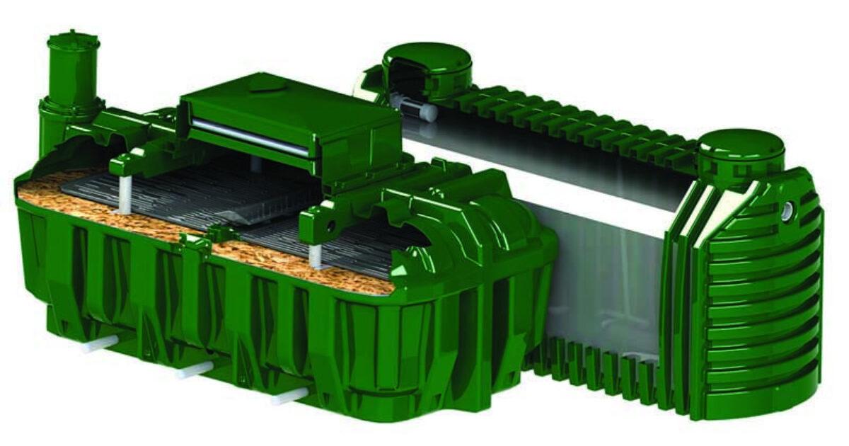 Aerobic Systems Premier Tech Aqua Ecoprocess Mbbr