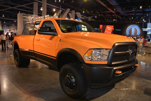 16 Trucks From SEMA to Make Your Service Techs… | Onsite ...
